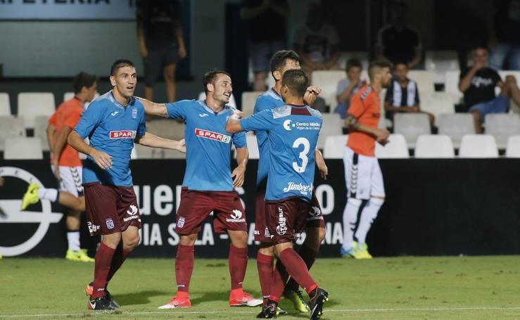 FC Cartagena- Albacete (2-0)
