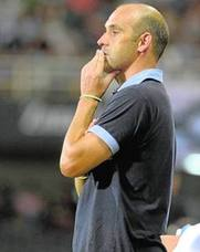 Monteagudo: «Debimos meter cinco goles»