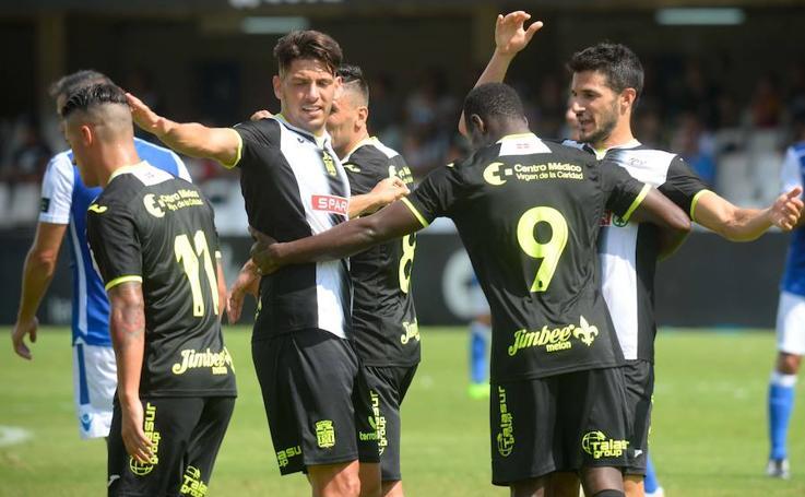 FC Cartagena 2 - UD Melilla 1