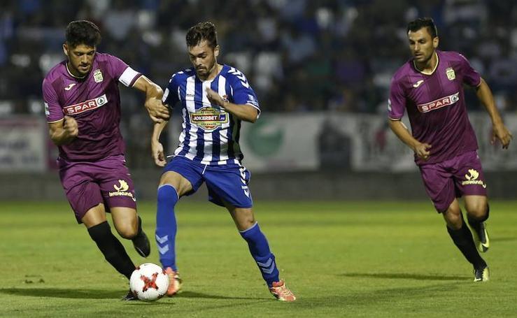 CF Talavera 0-1 FC Cartagena