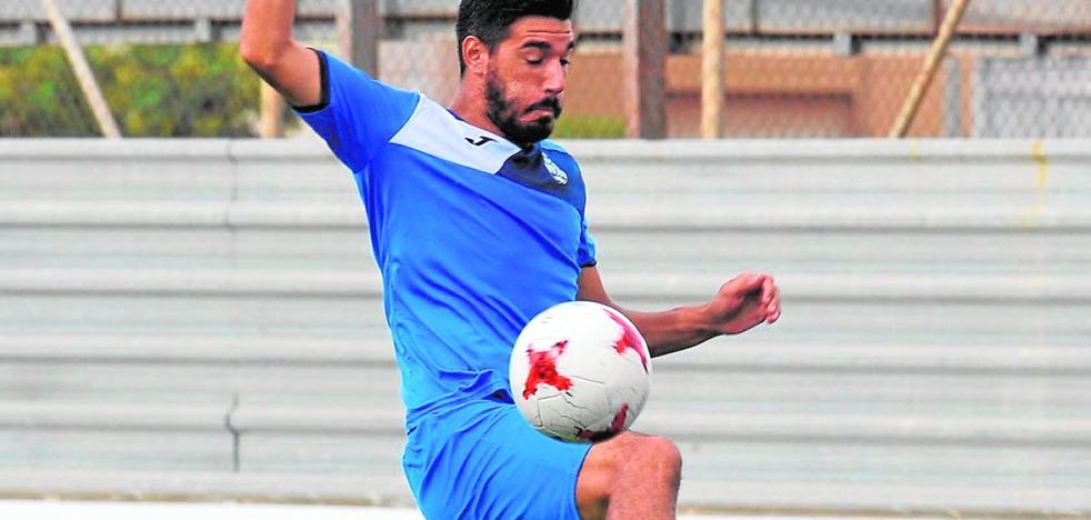 Moisés García: «Los máximos responsables somos lo que saltamos al campo»