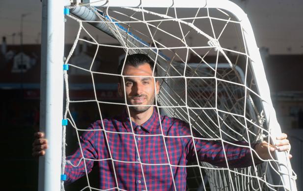 Chavero: «En el Murcia cobré tarde y mal»