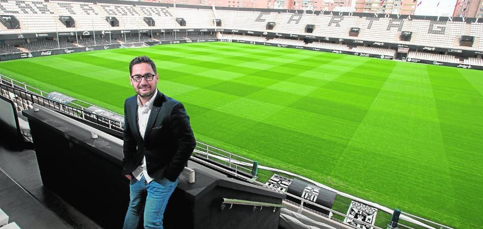Paco Belmonte: «No necesito a una persona que se coma mis marrones»