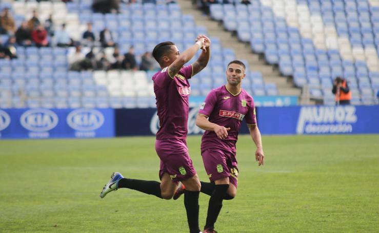 Imágenes del Recreativo - FC Cartagena (2-3)