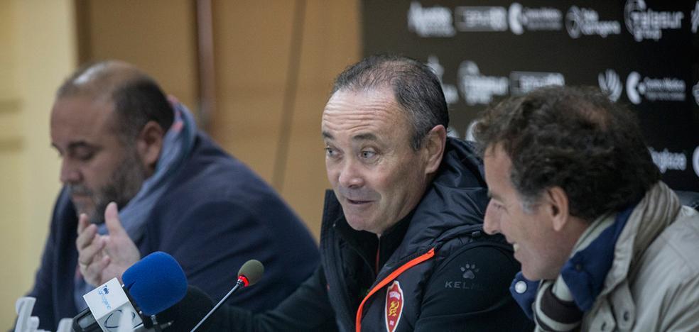 Juan Ignacio vuelve para celebrar los 30 años del Cartagonova y ayudar al fútbol base local