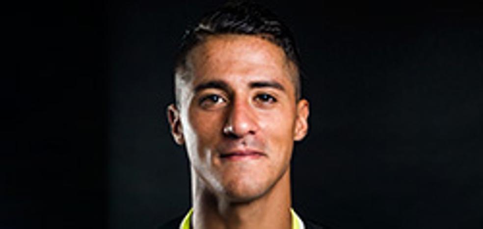 Hugo Rodríguez renueva hasta 2019 tras jugar 27 partidos