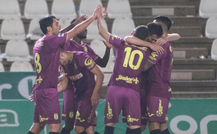 El Efesé sufre para recuperar el liderato ante el Córdoba B (0-1)