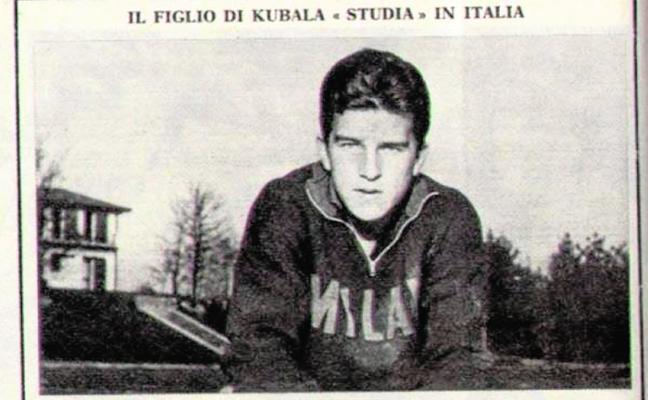 Muere en una residencia de Reus el hijo de Kubala, que pasó por el Efesé en 1971