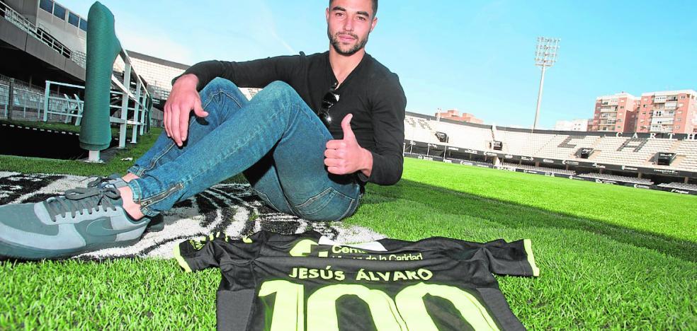 Jesús Álvaro: «Somos más fuertes que el año pasado y ahora no van a temblarnos las piernas»