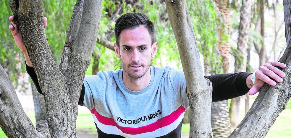 Rubén Cruz: «Sabía que aquí iba a meter goles»