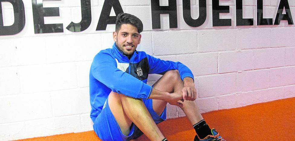 Sergio Jiménez: «Pensé en dejar el fútbol el año pasado; no podía soportar el dolor en la rodilla»