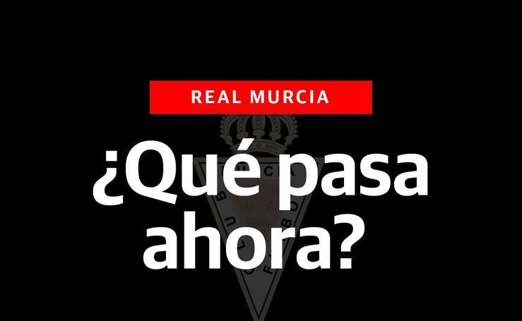 ¿Qué pasa ahora con el Real Murcia?