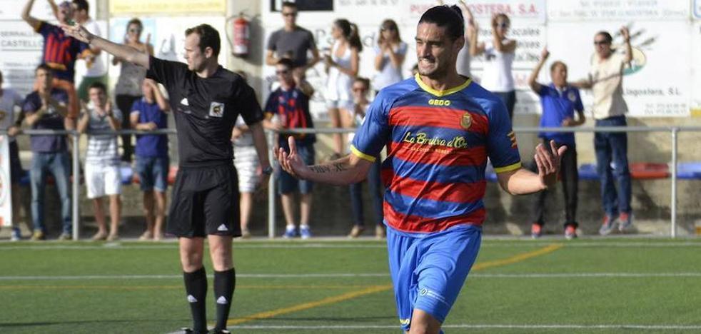 El Murcia cierra el fichaje del delantero Salva Chamorro