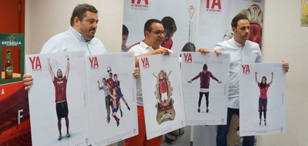 'Ya va siendo hora', el lema para enardecer al murcianismo