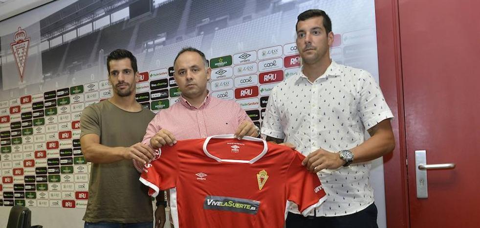 Ribas: «Me he decidido por el Murcia debido al proyecto»