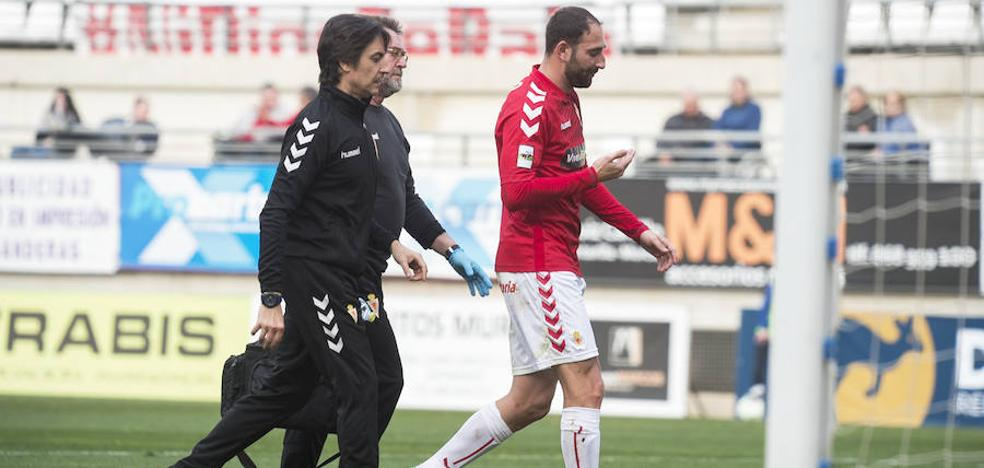 Juanjo rescinde con el Murcia y ficha por el Lorca Deportiva