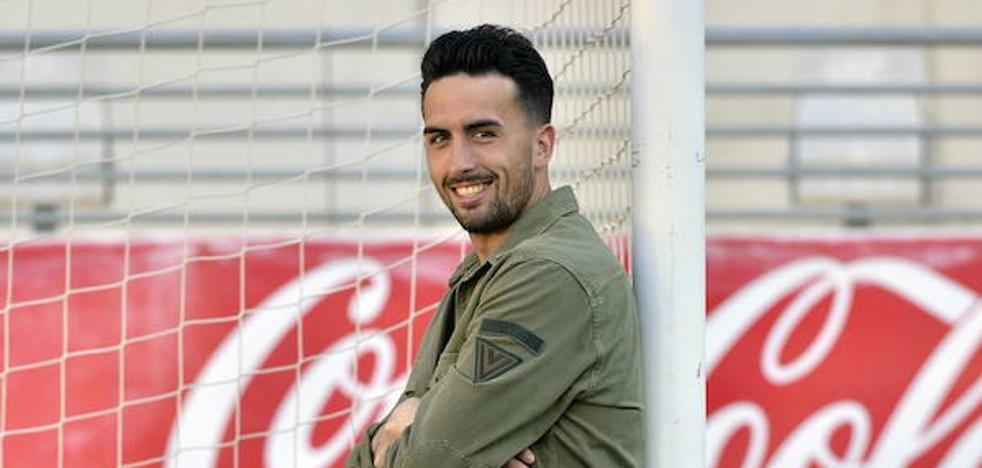 Simón se marcha cedido al Lorca Deportiva; su hueco lo cubrirá el internacional sub 17 Santomé