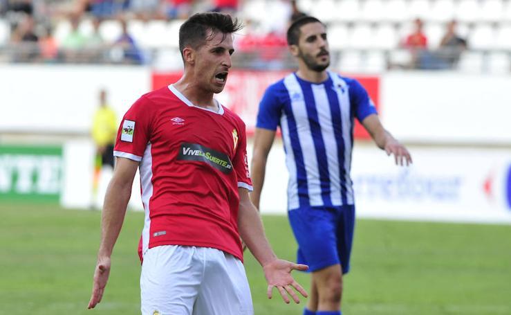 Real Murcia 0 - 1 Écija Balompié