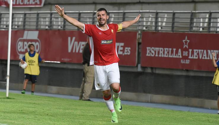 Real Murcia 3-1 Cacereño