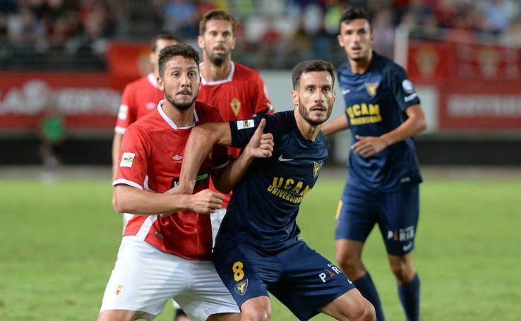 Real Murcia 1-2 UCAM Murcia