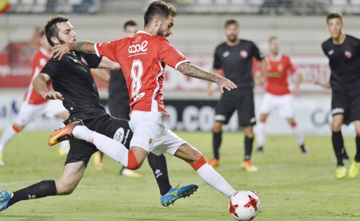 Real Murcia 3-1 Olot