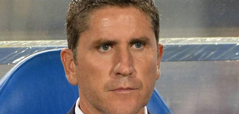 El Murcia negocia con Garrido