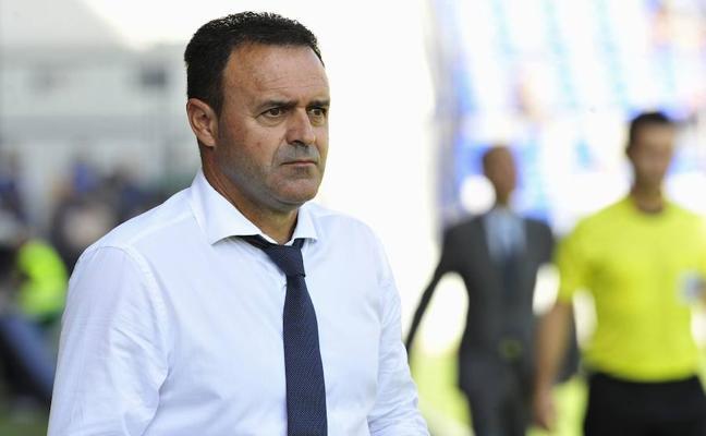 Salmerón, nuevo entrenador del Real Murcia