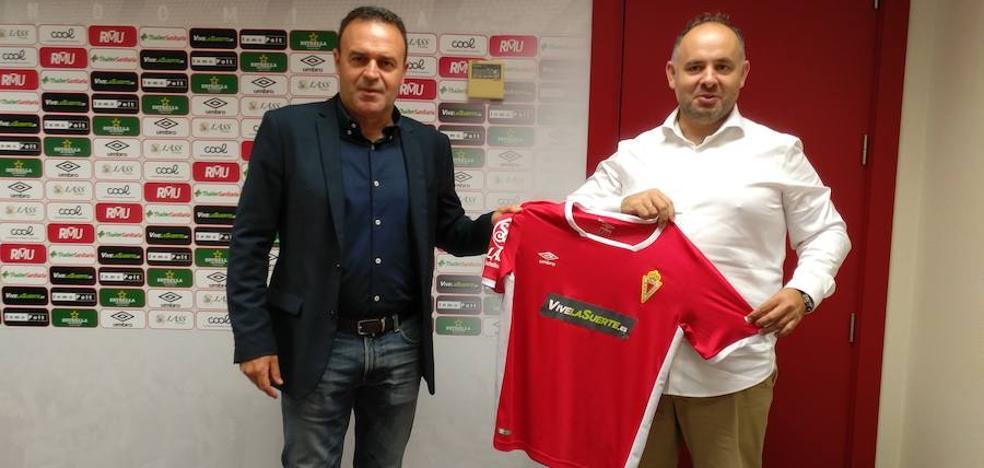 Salmerón: «Sé que el Murcia es un equipo con mucha exigencia»