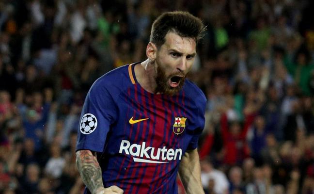 El Murcia quiere picar a Messi