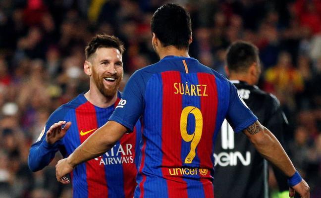 Messi, Suárez y Umtiti no visitarán la Nueva Condomina