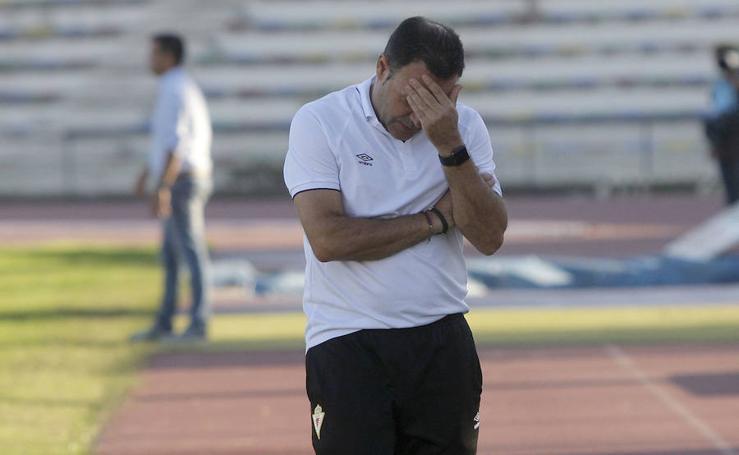 Mejoría insuficiente del Real Murcia ante el San Fernando (3-2)