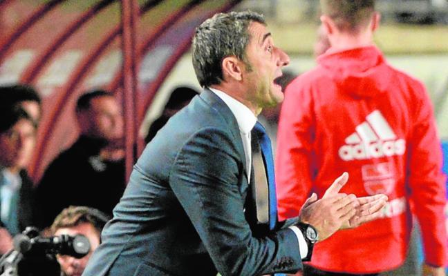 «Al principio nos costó; el Murcia tuvo también sus ocasiones»