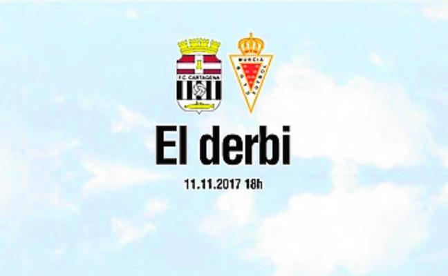 Las peñas del Murcia fletarán diez buses gratis si el Cartagena les da el fondo alto