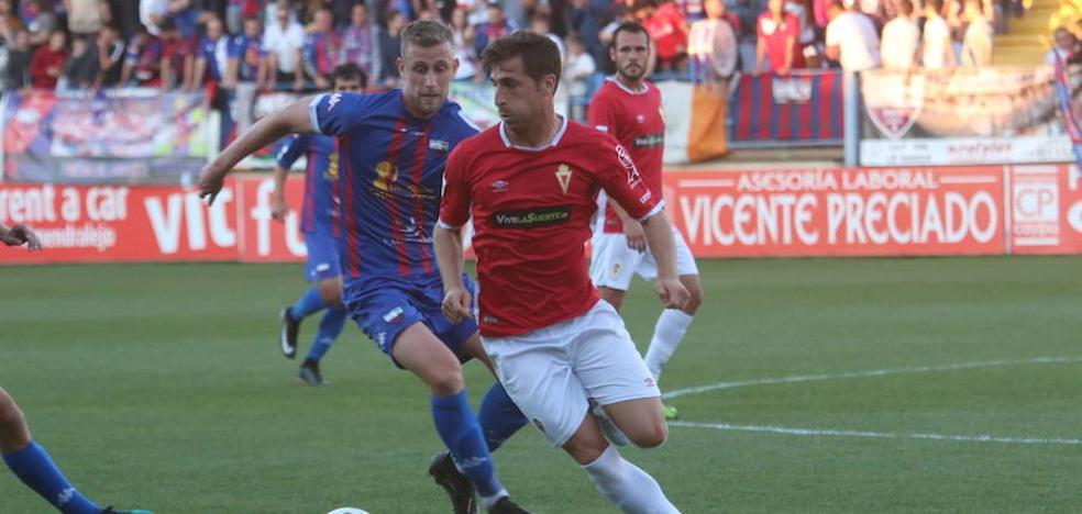 El Murcia olfatea el 'playoff'