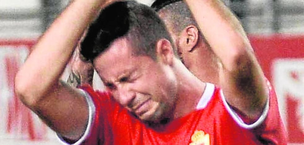Una ruptura sentimental hace tambalearse a Pedro Martín