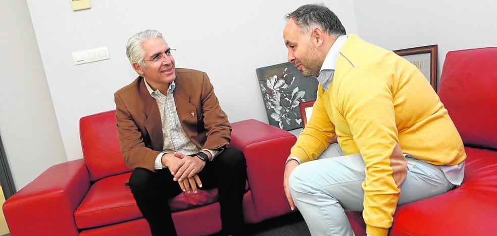 Mauricio García de la Vega toma el mando