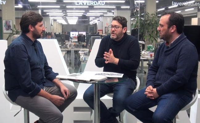 «El nuevo gestor es aire fresco para el Murcia»