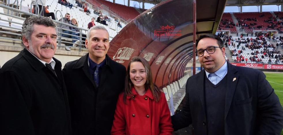 El Murcia pone el nombre de Felipe Mesones a su banquillo en Nueva Condomina