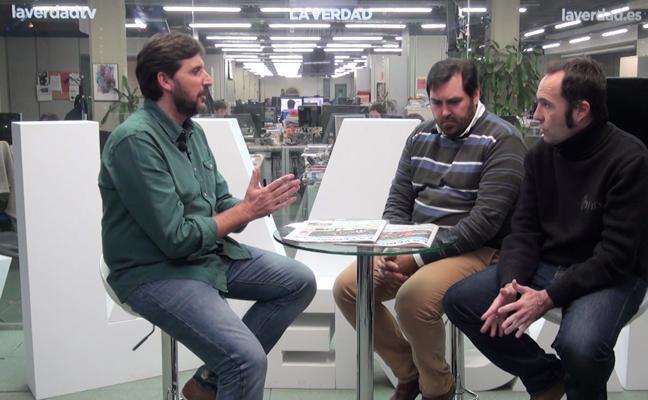 «El Murcia ha sobrevivido a todo»