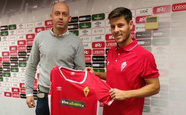 Carlos Martínez: «El Real Murcia fue el equipo más interesado en mí»