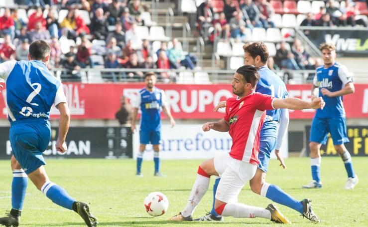 Traspié del Murcia en un partido gris (0-1)
