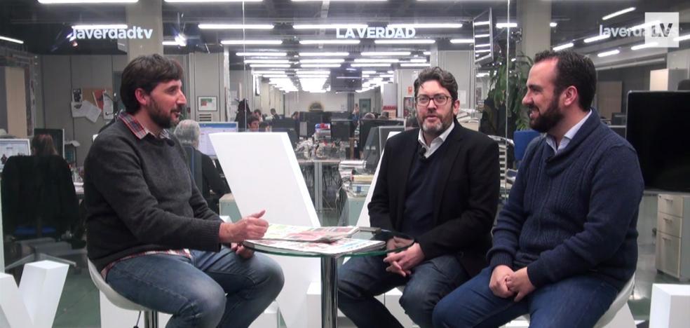 «El Real Murcia tiene que acabar líder sí o sí»