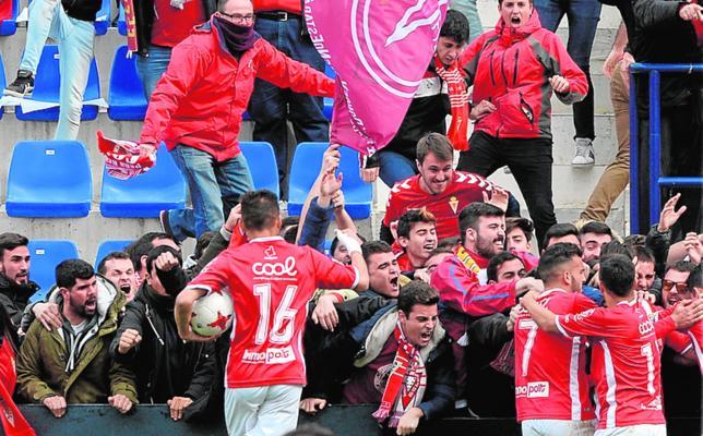 El Murcia, a estirar un trimestre de nota alta como visitante