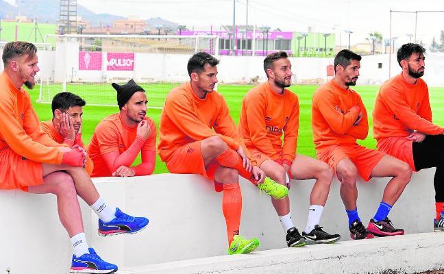 Otro duelo vital para el Murcia