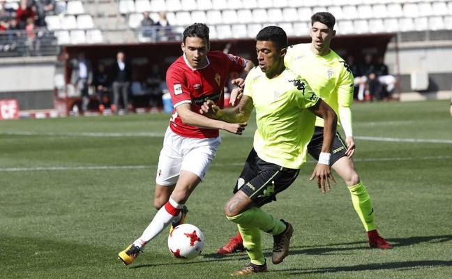 El Murcia mete la pata ante el Córdoba B (0-2)
