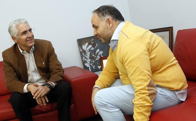 Deseado Flores no seguirá como consejero delegado del Real Murcia