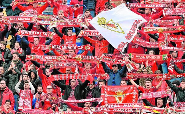 Las peñas del Real Murcia alzan la voz
