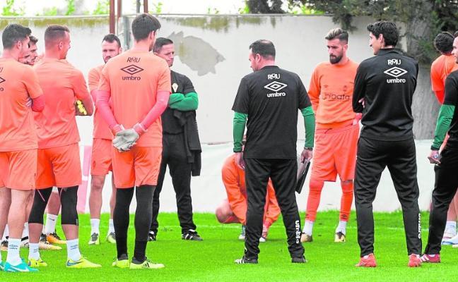 Un Murcia impermeable para evitar despistes hoy