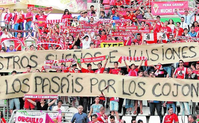 «Pedimos respeto para el Murcia»