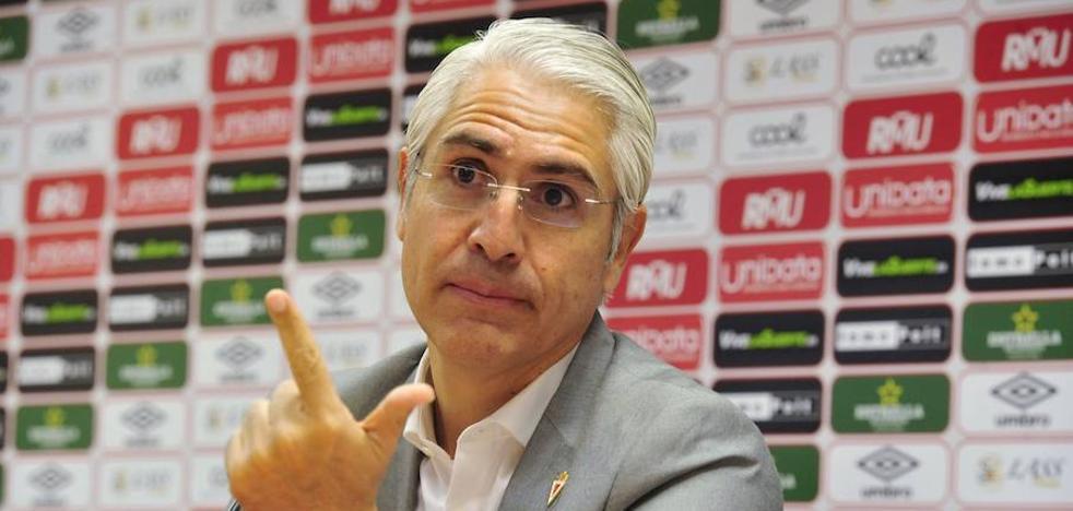 De la Vega: «Compré el Real Murcia el 7 de marzo y no me pienso marchar»